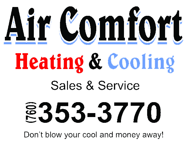 Comfort Air Conditioning and Heating